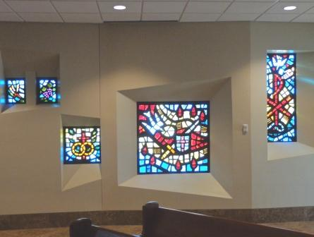 2.3. Stained Glass Windows