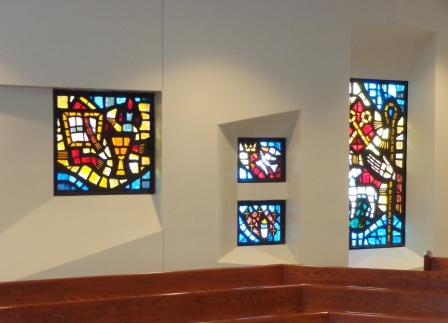 2.2. Stained Glass Windows